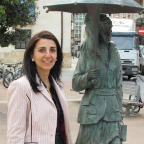 Entrevista en Burgosconecta a Gloria Bañeres, candidata a la alcaldía de Burgos