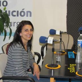 Entrevista a Gloria Bañeres en Radio Evolución