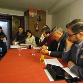 Reunión de trabajo - Campaña 2015