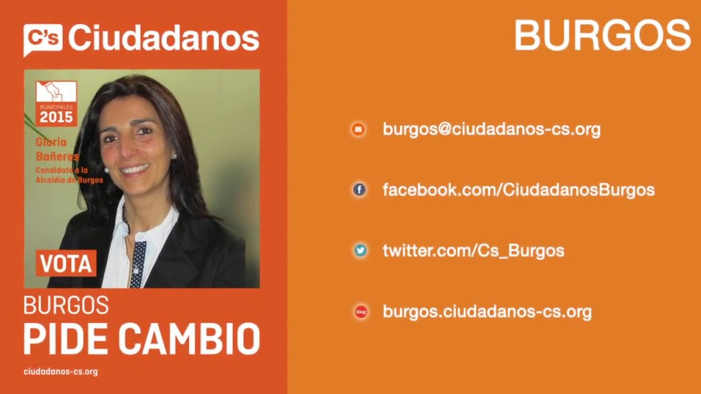 23_Gloria-Baneres_CANDIDATA-ALCALDIA-BURGOS_2015
