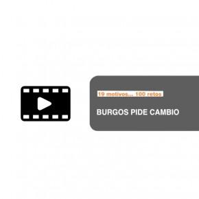 BURGOS PIDE CAMBIO - Video campaña Municipales 2015 #BU24M