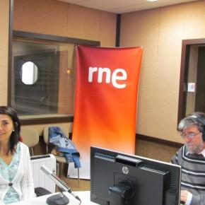 Entrevista en RTVE a Gloria Bañeres