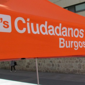 Carpa Ciudadana en Plaza San Agustín