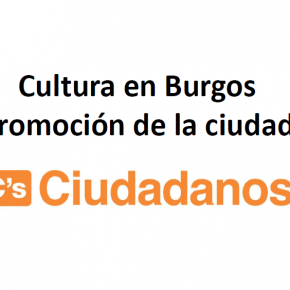 Cultura en Burgos Promoción de la ciudad. Rueda de prensa miércoles 19 de agosto de 2015.