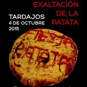 Fiesta de la Exaltación de la Patata 2015 Tardajos