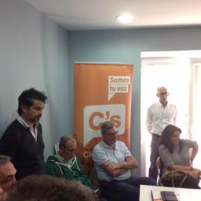 Reunión de Trabajo en Nuestra sede de Plaza Mayor (Burgos).