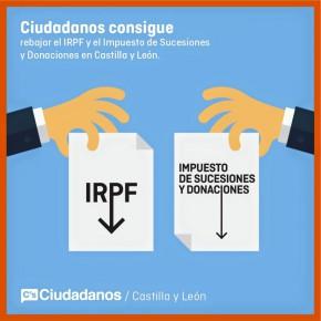 Logros de Ciudadanos en Castilla y León