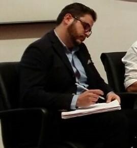 Rodrigo Ibeas participa en el debate político de la Universidad de Burgos