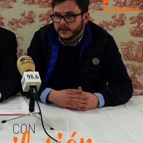 Rodrigo Ibeas, candidato al Congreso por C's, recoge el guante y debatirá en Villarcayo