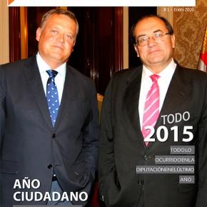 Ya está disponible la revista resumen del Grupo Provincial