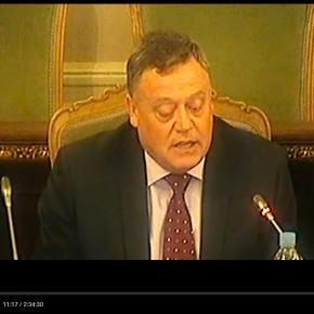 Vuelve a ver el Pleno de la Diputación de Burgos