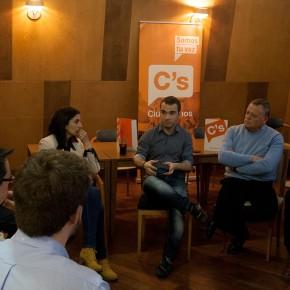 El Diputado Pablo Yáñez recuerda que Ciudadanos seguirá luchando por un acuerdo entre las fuerzas constitucionales