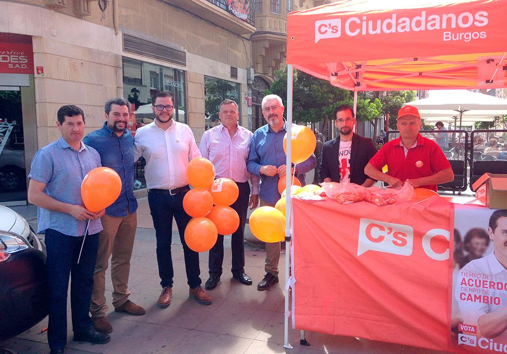 Rodrigo Ibeas en Miranda de Ebro