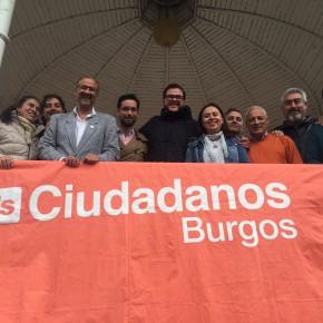 """Luis Fuentes: """"Miranda tiene un equipo joven con ganas de apostar por esta comarca desde la opción de centro"""""""