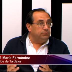 José María Fernández hace balance de su primer año como alcalde de Tardajos