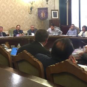 Rodríguez pide al presidente de la Diputación que respete a la institución y no la subordine al Ayuntamiento de Burgos