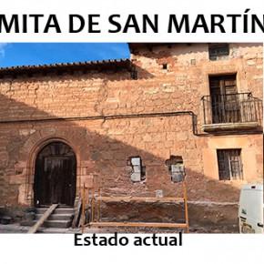 La Junta atiende la petición de Ciudadanos y detiene las obras en la ermita de Mahamud