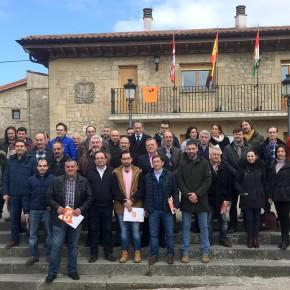 """Luis Fuentes: """"Ciudadanos significa entrega al mundo rural y servicios públicos de calidad"""""""