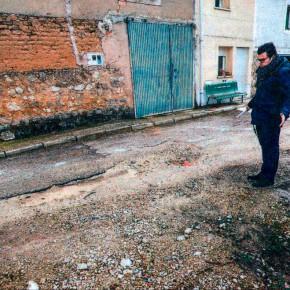 Castrillejo exige a Fomento que repare los daños causados por el AVE