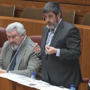 """Mitadiel considera """"inadmisibles"""" los """"chascarrillos"""" del vicepresidente de la Junta sobre la denuncia relativa al HUBU"""