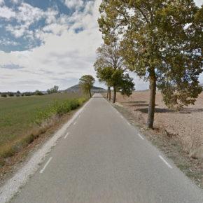 Cs pide que se realice un camino peatonal en el tramo del Camino de Santiago por la BU-P-4013 en Castrojeriz