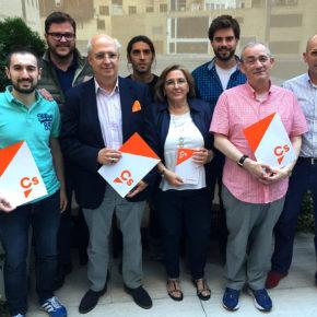 Ciudadanos renueva su Junta Directiva en Burgos y elige a José Luis Acquaroni nuevo coordinador