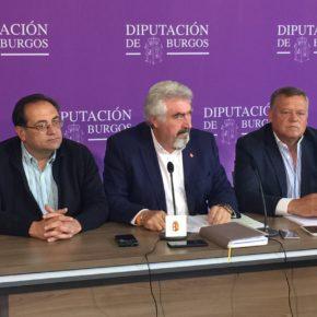 """Ciudadanos presenta para la provincia de Burgos """"unas enmiendas realistas y concretas"""""""
