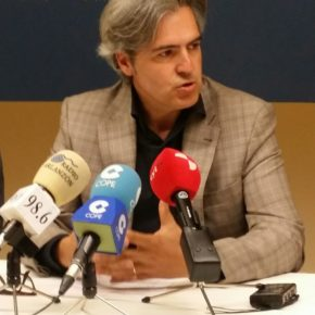 Ortego (Cs) pide retomar la puesta en marcha de los Distritos y solicita un cambio de interlocutor