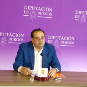 El Grupo de Cs en Diputación pide que sus servicios sean evaluados por ciudadanos, ayuntamientos y funcionarios