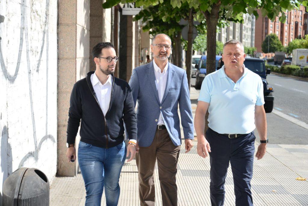 Sergio Gonzalez Villanueva Luis Fuentes y Lorenzo Rodriguez