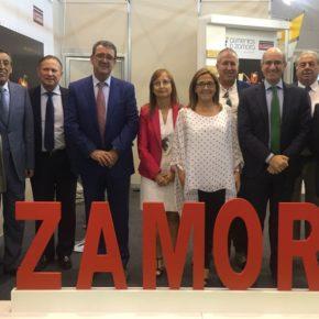 Lorenzo Rodríguez pregunta por la ausencia de la Diputación de Burgos en Salamaq