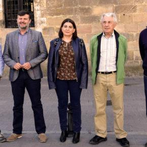 La Agrupación de Ciudadanos enAranda y La Ribera se presenta con la intención de aumentar el número de alcaldías