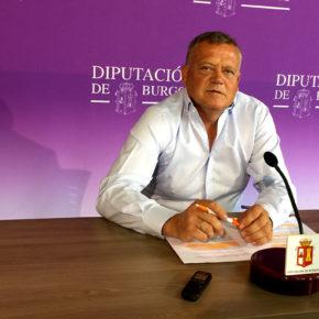 Rodriguez (Cs) critica la desidia de la Diputación de Burgos con las excavaciones arqueológicas