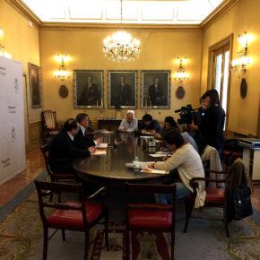 El Grupo Ciudadanos pedirá que la Diputación ayude a aumentar la banda ancha rural a través del programa WIFI4EU