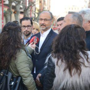 """Luis Fuentes: """"PP, PSOE y Podemos han entregado al PNV el futuro de Castilla y León"""""""