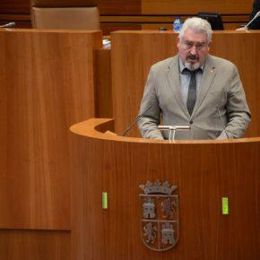 Delgado (Cs) pregunta a la Junta sobre la creación de un plan de protección y mantenimiento del caballo Losino