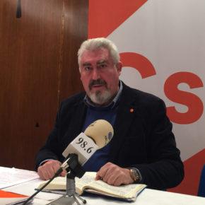 Delgado acusa a la Junta de indolencia y falta de compromiso respecto a la sanidad en la Ribera