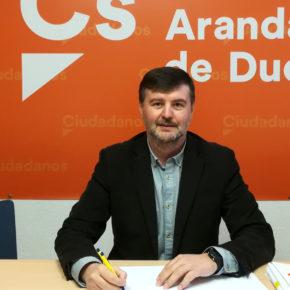 Ciudadanos arranca de los remanentes un millón de euros destinados a mejorar la accesibilidad y las calles de Aranda