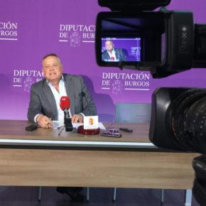 Ciudadanos pide mejorar la seguridad de los motociclistas en las vías de la Diputación provincial