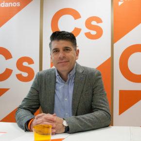 Vicente Marañón encabezará la lista de Cs al Ayuntamiento de Burgos