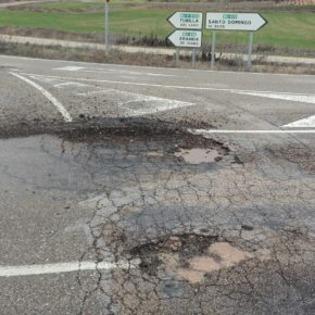 Ciudadanos reclama que se mejore el mantenimiento de las carreteras rurales en la provincia