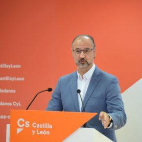 El portavoz regional de Cs, Luis Fuentes, visita mañana Aranda en un encuentro abierto al público general