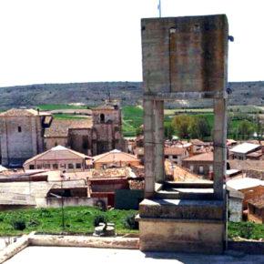 Torresandino pondrá en valor la torre de los antiguos depósitos de agua como aula medioambiental