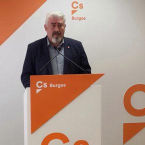Cs pide mejoras en las infraestructuras de Orbaneja y el Cañón del Ebro