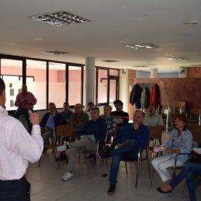 Ciudadanos se reúne con las asociaciones y colectivos de los barrios periféricos de Burgos