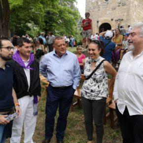 Rodríguez se reunirá con el Subdelegado del Gobierno para tratar la problemática del muro de la N-I en Pancorbo
