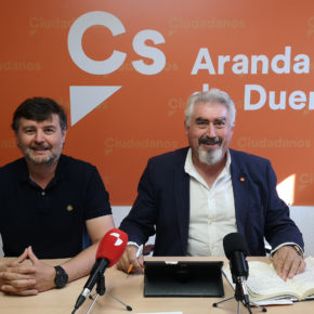 Ciudadanos urge la licitación del proyecto del nuevo Hospital de Aranda