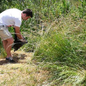 Jóvenes Cs organiza en Burgos una campaña de limpieza de bosques y ríos