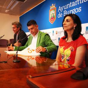 Ciudadanos pide la creación de un recinto ferial en Burgos
