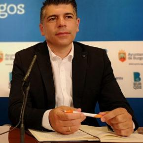 Marañón denuncia la falta de responsabilidad de PSOE y PP con la seguridad de los burgaleses